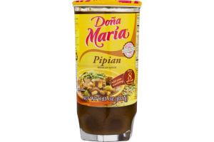 Dona Maria Pipian Mexican Sauce