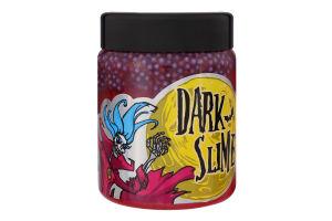 Слайм №71831 Dark slime Strateg 250г