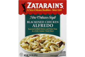 Zatarain's Alfredo Blackened Chicken New Orleans Style