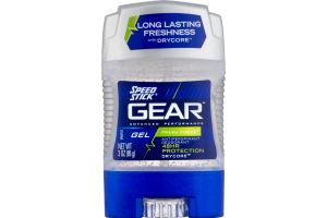 Speed Stick Antiperspirant Deodorant Gear Fresh Force
