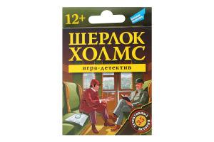 Гра настільна для дітей від 12років №2001_UA Шерлок Холмс Dream makers 1шт