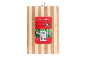 Доска кухонная разделочная бамбук 20*30смGS1231