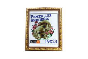 РАМКА Д/ВИШИВКИ 022-059-14/140-2 19Х23СМ