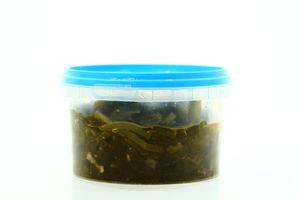 Салат из морской капусты с грибами п/б Русалочка 200г