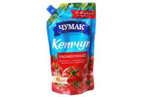 Кетчуп Чумак Томатный дой-пак 450г