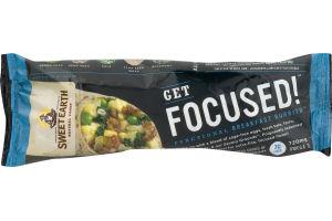 Sweet Earth Natural Foods Breakfast Burrito Get Focused!