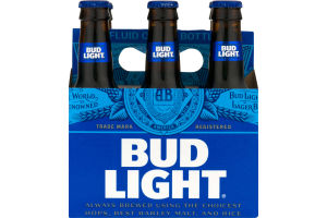 Bud Light - 6 PK