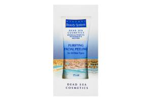 Пилинг для лица очищающий для всех типов кожи Mineral Beauty System 75мл