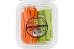 Sweet Bites Carrot & Celery Sticks