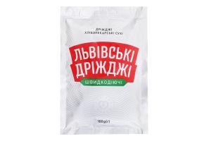 Дріжджі хлібопекарські сухі Львівські дріжджі м/у 100г