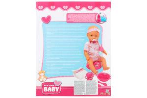 Лялька для дітей від 3-х років №9005 New born baby Simba 1шт