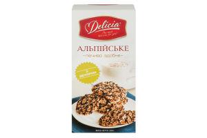 Печиво Delicia здобне Альпійське з декором 200г