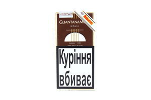Сигари Guantanamery Puritos (10шт)