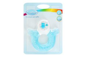 Прорезыватель для зубов для детей от 3мес №LI317 Lindo 1шт