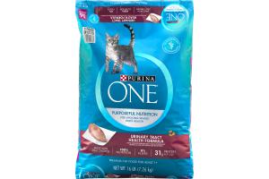 Purina One Purposeful Nutrition Urinary Tract Health Formula Cat Food
