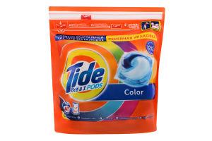 Капсулы для стирки Color Tide 45х22.8г