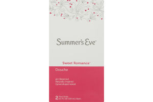 Summer's Eve Sweet Romance Douche - 2 CT
