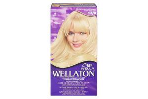 Крем-краска для волос Wellaton Светлый натуральный блондин №12/0 Wella
