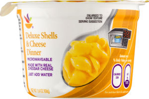 Ahold Deluxe Shells & Cheese Dinner