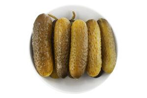 Огірок солоний особливий ваговий