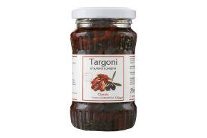 Томати в'ялені в оливковій олії Classic Targoni с/б 170г