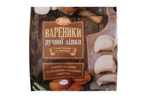 Вареники з картоплею та грибами ручної ліпки Вам м/у 400г
