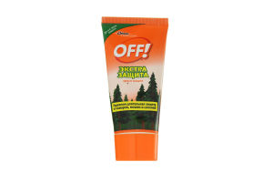 Крем Off! Экстра защита от комаров тюб 50мл