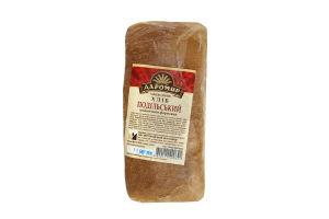 хліб Подільський пшеничний формовий