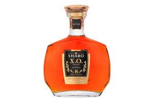 Бренди 0.5л 40% Х.О. 8 Shabo бут