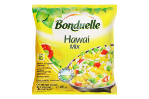 Суміш овочева заморожена Гавайська Bonduelle м/у 400г