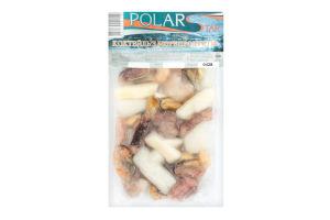 Коктейль из морепродуктов варено-мороженый Polar Star в/у 200г