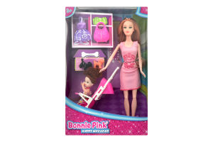 Кукла Аbbie с ребенком в ассортименте D-001