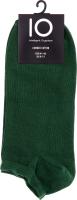 Шкарпетки чоловічі IO №460 41-46 темно-зелений