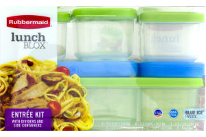 Rubbermaid Lunch Blox Entree Kit