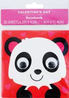 Блокнот Панда 50л Y*-1