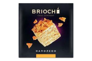 Торт Наполеон Brioche к/у 0.55кг
