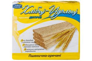 Хлебцы пшенично-гречневые Хлібці-Удальці м/у 100г