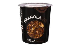 Сніданки сухі Гранола з шоколадом Choco Dream Granola 2Go Muesli Mania ст 70г