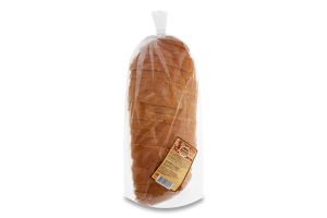 Хліб нарізний подовий Петровський Добрий м/у 0.45кг