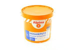 ШТУКАТ МОЗАЇЧ ALPINA EXPERT MOSAIKPUTZ06