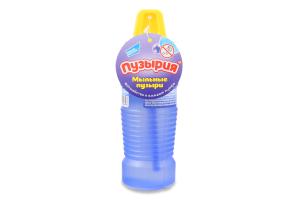 Іграшка для дітей від 3років 120мл №МР02Р Мильні бульбашки Пузырия 1шт