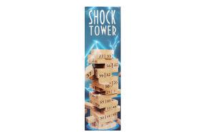 Гра настільна для дітей від 4років №30858 Shock Tower Strateg 1шт