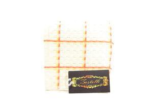 Полотенце вафельное с апликацией Zastelli 45*65см