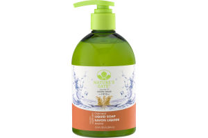 Nature's Gate Liquid Soap Oatmeal