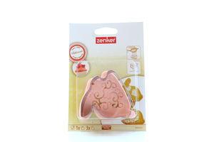 Набір форм Zenker для вирізання печива Зайчик +3 декоратори
