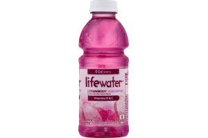 Lifewater Strawberry Dragonfruit