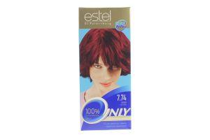 Краска для волос Only Color №7.74 Estel