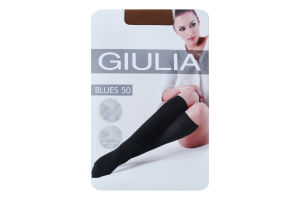 Гольфи жіночі Giulia Blues 50den 23-25 visone