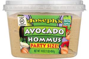 Joseph's Hommus Avocado
