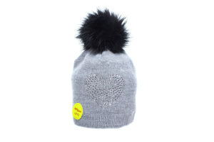 ESLI шапка дитяча 15С-63СП р.54 сірий
